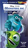 Monsters, Inc. VHS (with Attached CD-ROM)