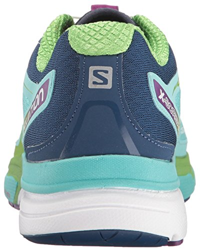 Trail Blue tonic 3 scream Donna Blu Salomon Depth Eu Scarpe 37 X Da blue bubble 1 3d Running Green pnqgBX