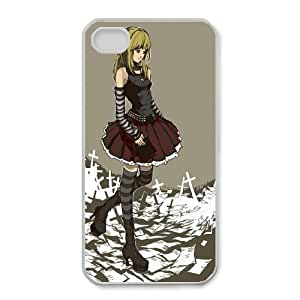 iphone4 4s phone case white Death Note SSG9122091
