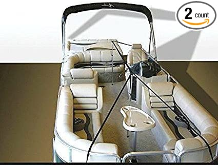 Pontoon Cover Support System