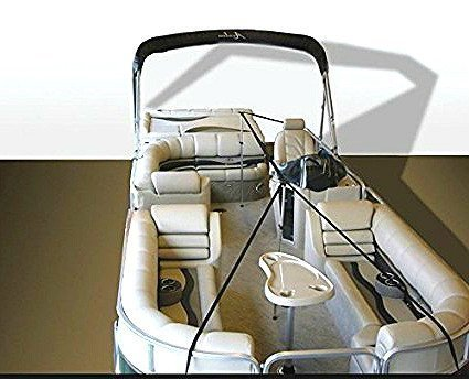 Universal Pontoon Boat Cover Support System by Carver Industries ()