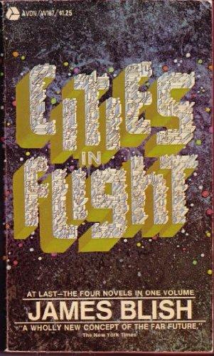 Cities in Flight -  James Blish, Mass Market Paperback