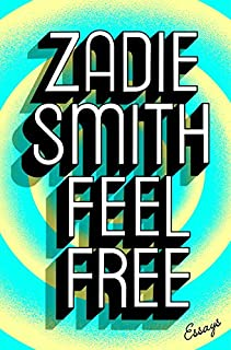 Book Cover: Feel Free: Essays