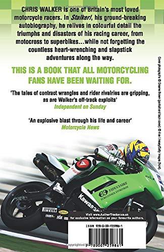 STALKER! CHRIS WALKER: The Autobiography: Amazon.es: Walker ...