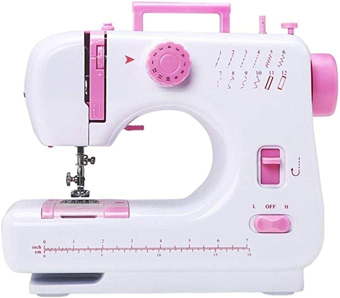 Máquina de coser portátil, máquina de coser portátil 2 velocidad ...