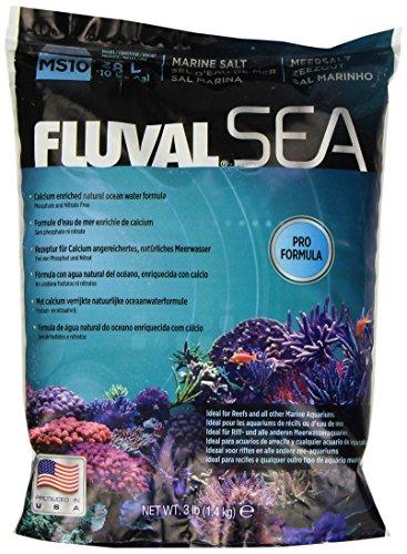 Fluval Sea A8278 Meersalz für Meerwasseraquarien 1,4 kg  für 38l