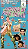 Lipstick On Your Collar [VHS] [Import anglais]