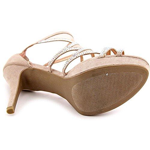 Arrossire Sandalo Della Piattaforma Della Donna Materiale Della Ragazza Di Colore