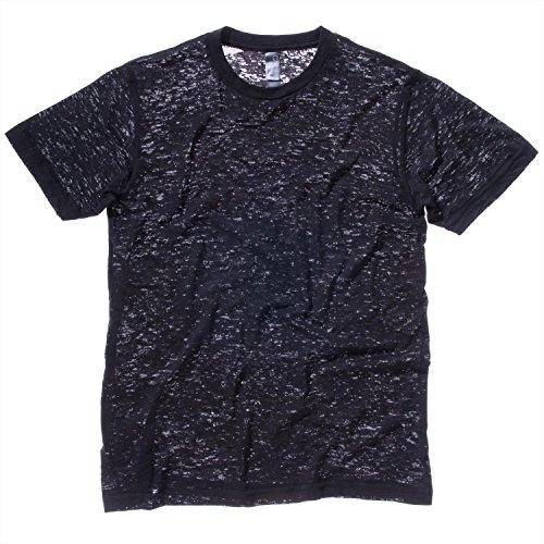 Bella CanvasHerren T-Shirt Schwarz Schwarz