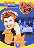I Love Lucy: Season 1, Vol. 2 (Full Screen)