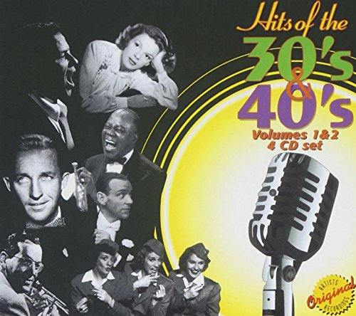 Hits of 30's & 40's 1 & 2 by Prestige Elite