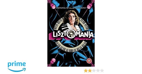 Lisztomania [Reino Unido] [DVD]: Amazon.es: Roger Daltrey, ken russell: Cine y Series TV