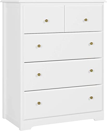 HOMECHO 5 Drawer Chest