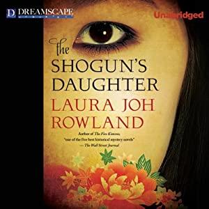 The Shogun's Daughter Audiobook