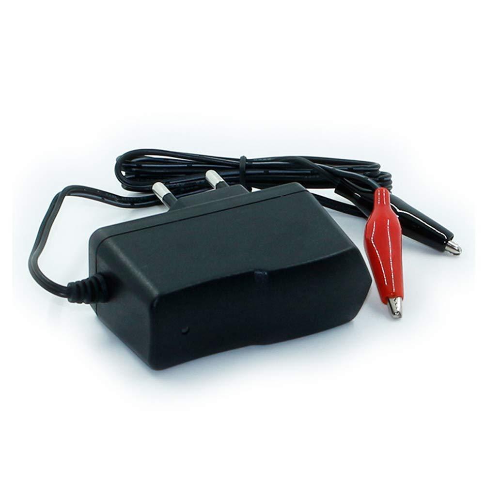 EU Plug LAPUTA Storage Battery Charger Car Charger Car Charger 14.4V Alligator Clip Lead Acid Rechargeable Storage Battery Accumulator Charger