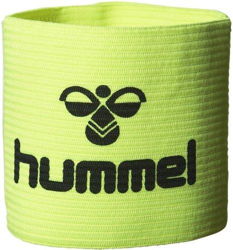 Hummel Kapitänsbinde OLD SCHOOL CAPTAINS BAND, Fluorescent Green/Black, One Size, 99-164-5067