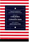 Colonies to Constitution, Kevin O'Reilly, 0894554131