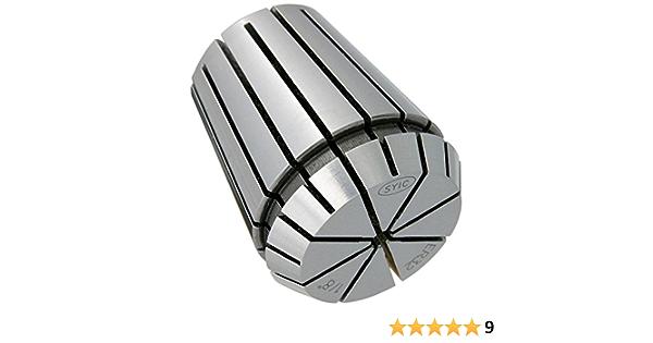 Techniks 14.0 mm Super Precision ER20 Collet .0002 Accuracy Metric Chuck