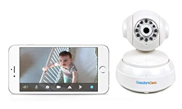 Descriptif : Caméra sans fil IP WIFI pour IPHONE-TABLETTE-ANDROID-IOS-Baby Monitor- Espion