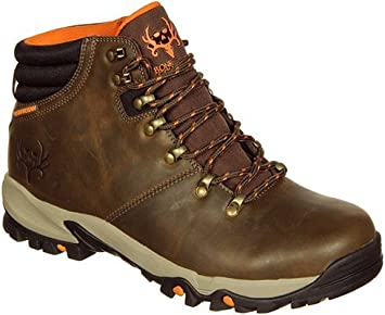 BC6004200-10 Men's Alpine Boot Dark Brown Size 10