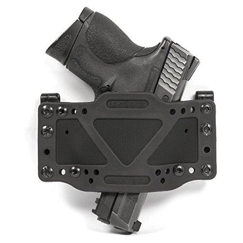 LimbSaver Cross Tech Gun Holster, Clip On, Black