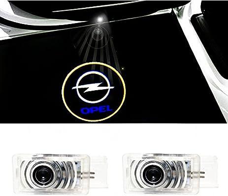 Colorbuy Puerta de Coche Bienvenido Proyector Láser Logo Luz ...