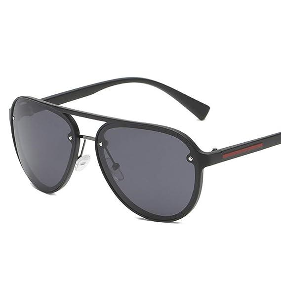 Yangjing-hl Gafas de Sol piloto Moda polarizada Gafas ...