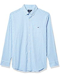 Men's Evernia Classic Fit On-The-go Performance Tucker Button-Down Shirt
