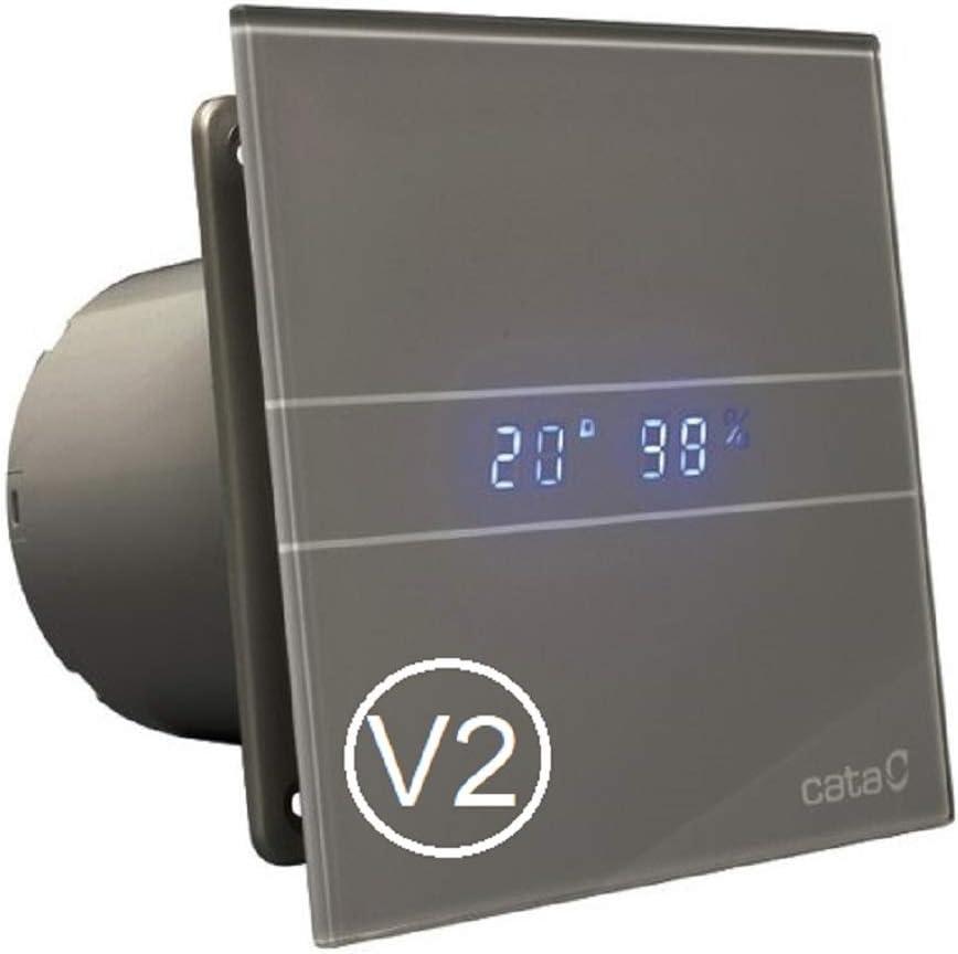 CATA E GLAS GTH V2 - Ventilador de baño (sensor de humedad ...