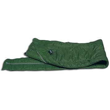 Saco de dormir Extender Softie verde oliva: Amazon.es: Deportes y aire libre