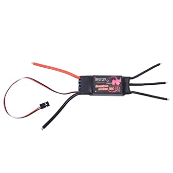 Mystery 80A Electronic Speed Controller Brushless Motor RC