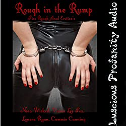 Rough in the Rump - 5 Rough Anal Erotica's