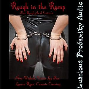 Rough in the Rump - 5 Rough Anal Erotica's Audiobook