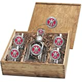 Virginia Military Institute Capitol Decanter Box Set
