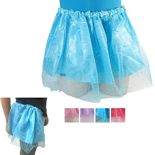 Girls Tutu Dancewear Ballet Pettiskirt Princess Costume Party Halloween Skirt US -