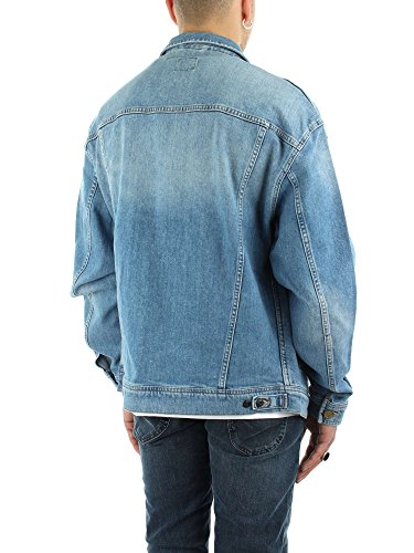 Oversized Giubbino Blue Jeans Rider Lee xFZqwaE