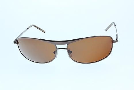 revex Gafas de sol upol14 3 F02polarized alta calidad Hombre Metal Gafas De Sol Polarizadas Gafas Piloto moderna Trend Gafas de sol polarizadas Gafas: ...