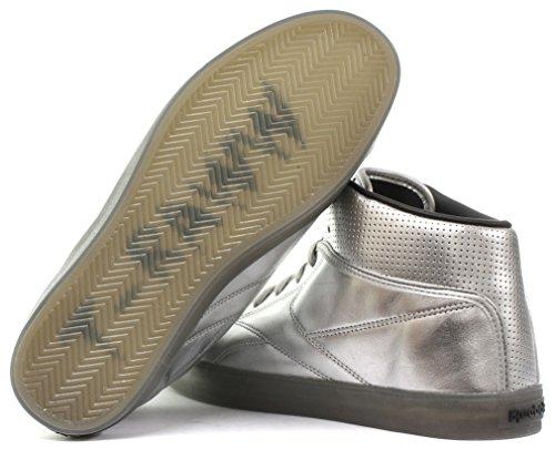 Reebok Classic T Raww zapatillas para hombre, color plata
