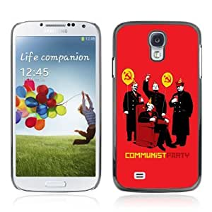 Designer Depo Hard Protection Case for Samsung Galaxy S4 / Communism Party