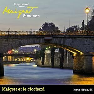 Maigret et le clochard (Commissaire Maigret) Audiobook