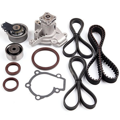 Amazon Com Scitoo Timing Belt Kit Water Pump V Belt Fit 07 09 Kia