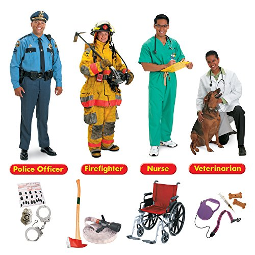 Trend Enterprises Community Helpers Bulletin Board Set (T-8143)