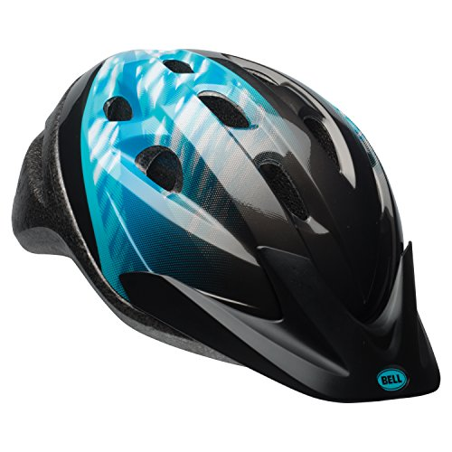 Bell Richter Bike Helmet - Blue & Dark Titanium