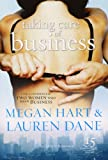 Taking Care of Business by Megan Hart front cover