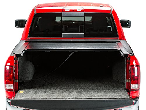Bak Rollbak Tonneau Cover (BAK Industries R15409 RollBak G2 Aluminum Hard Retractable Tonneau Bed Cover)