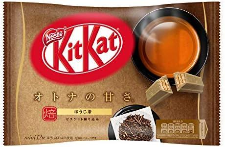 キットカット ミニ オトナの甘さ ほうじ茶×24