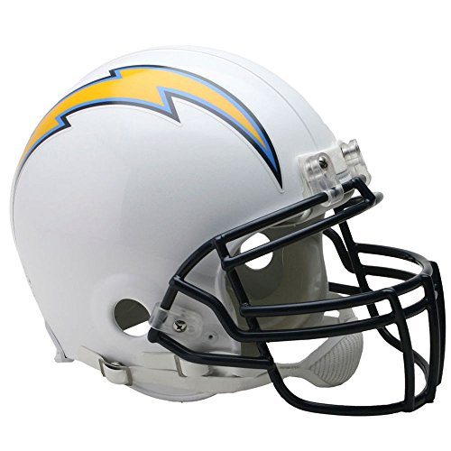 San Diego Chargers Officially Licensed NFL Proline VSR4 Authentic Football Helmet by Riddell