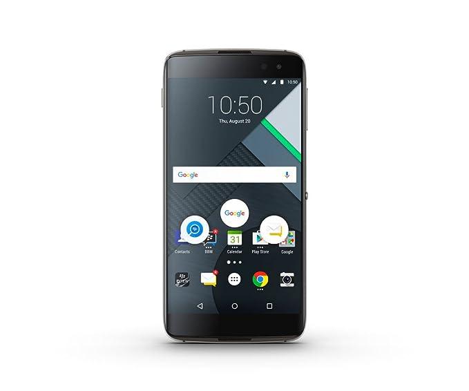 BlackBerry PRD-63040-038 DTEK60 (32 GB, Silver) Smartphones at amazon