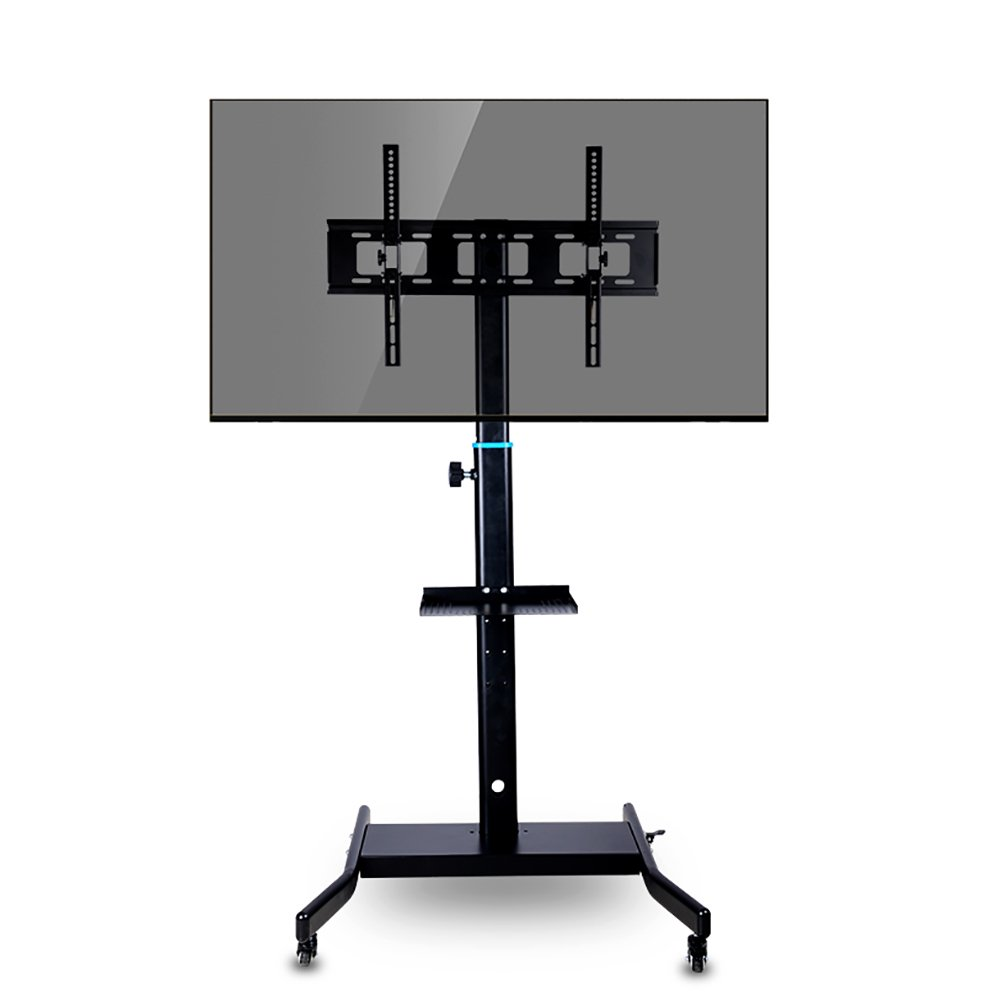 ミーティングルーム32-60インチプラズマ/LCD/LEDスクリーン垂直テレビスタンド、セットトップボックストレイ付きフロアスタンドTVブラケット (Color : Style 1)   B07DL6Y3ZC