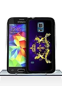 Samsung Galaxy S5 Mini Funda Case Game Saints Row Game Tough Protection Unique Anti Slip Dust Proof Funda Case Cover